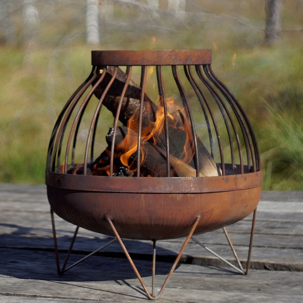 Fire pit Nida 0
