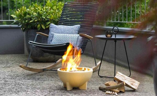Bol ceramic pentru foc 3