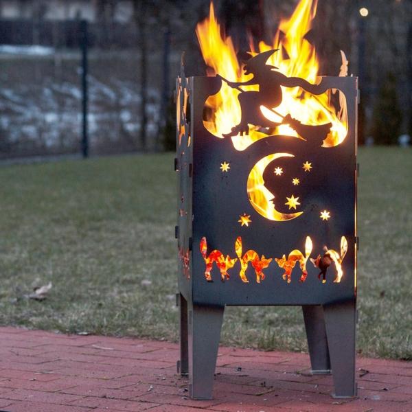 Fire Basket Vrăjitoare