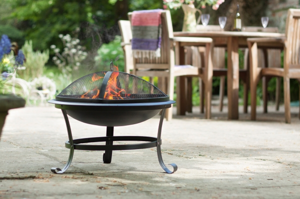 Fire Pit Albion