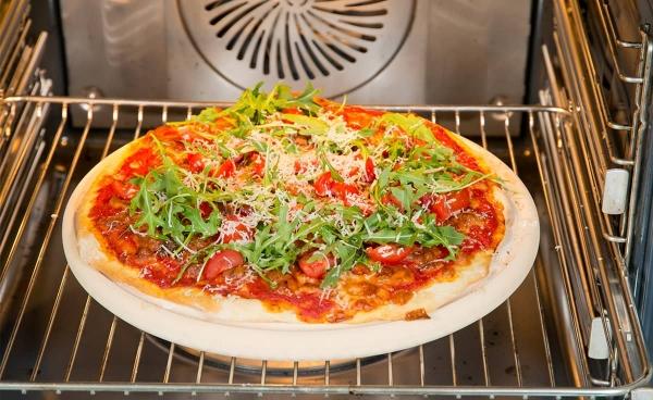 Tavă ceramică pentru pizza CeraFlam® 1
