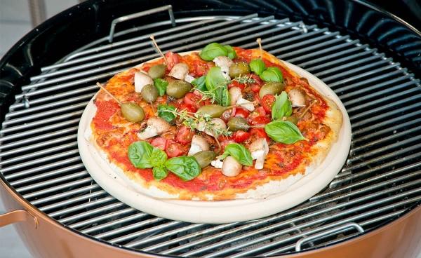 Tavă ceramică pentru pizza CeraFlam® 2