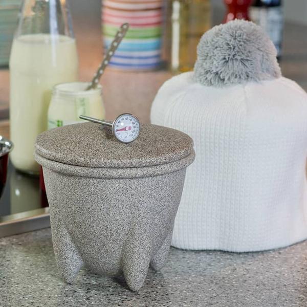 Vas ceramic Granicium® pentru preparat iaurt 0