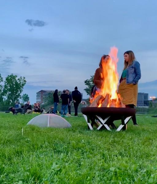 Fire Pit Vingis