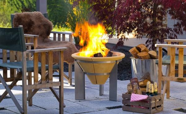 Vatra de foc Fire Memory - Denk 4